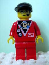 LEGO Minifig div009 @@ Divers - Control 2, Glasses & Headset 6441 6557 6599