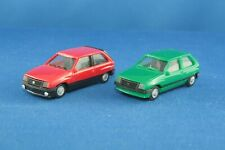 2er-Set Herpa Opel Corsa A und Corsa A SR 1/87 H0 aus Sammlungsauflösung selten