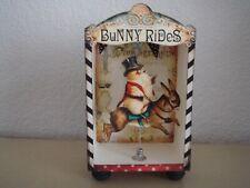 Debrina Pratt Bunny Rides Ooak
