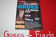 Lick Library American Blues Guitar Week 2 DVD, fast combined ship, actual pict.