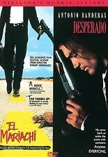 El Mariachi/Desperado. Subtitled in a few languages Please Read Full Description