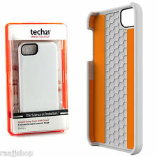 ORIGINALE TECH 21 D30 URTO COVER POSTERIORE SNAP CASE PER IPHONE 5 5S T21-1811