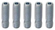 "5 M12x1.50 (12mm) Wheel Lug Nut Bolt/Studs Screw In 1.75""L"