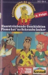 MC Alf Erinnerungen an Melmac 2 - Original Hörspiel zur TV-Serie Karussell