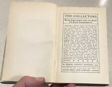 THE COLLECTORS  BEING CASES MOSTLY UNDER THE NINTH AND TENTH COMMANDMENTS  1907