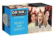 Bomba SHOT SET NUOVISSIMO GIOCO potabile novità regalo divertente Party ALCOOL AMERICA