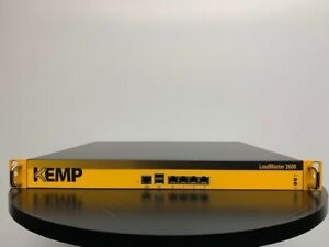 Kemp LoadMaster 2600 Application Delivery Controller - NSA3110-LM2600-IR