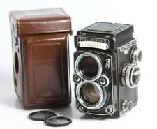 Rolleiflex 2,8E TLR 6x6 mit Carl Zeiss Planar 2,8/80 , Seriennummer 1621008