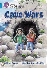 Collins Big Cat - Cave Wars: Band 13/topaz-ExLibrary