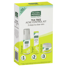 Thursday Plantation Tea Tree Acne Control Kit Clear Skin