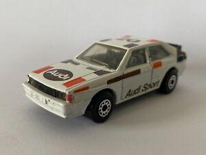 Matchbox - Audi Quattro Sports Car (1982) 1:58. Mainline Series. Made in England