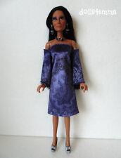 Mego Vintage CHER Farrah Doll Handmade Clothes Mod DRESS & JEWELRY NO DOLL d4e