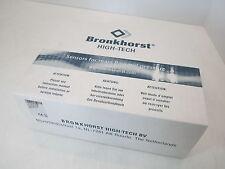 "NEW Bronkhorst High-Tech L23-AAD-99-K-30S 4000 mbar Liquid Flow Meter 1/8"" VCR"