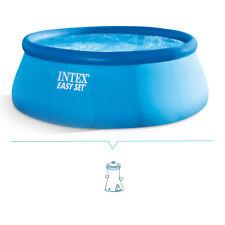 Piscina fuori terra Intex Easy Set rotonda da 457x84 cm con filtro