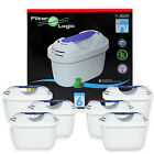 6 x Universal Limescale Water Filter Cartridge for Brita Maxtra / Plus+ Refill