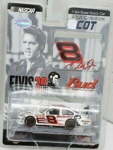 "Dale Earnhardt #8 Bud Elvis 30th 2007 Impala Limited Edition Nascar 1/64""Sealed"