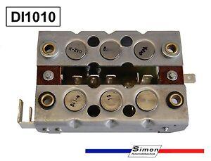 Diodenplatte Gleichrichter für Lichtmaschine Benelli Moto Guzzi BMW R90 R100