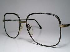 "Nos True Vintage Ladies ""Tura 549"" Sun/ Eyeglasses Frame Italy Ebony 54-17 L-Xl"