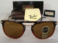 Vintage B&L Ray Ban Traditionals Premier D Tortoise Brown W1386 Sunglasses USA