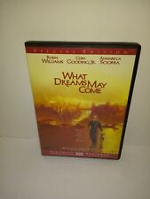 What Dreams May Come Dvd Movie w Case