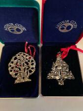 2 Arthur Court Christmast Ornaments
