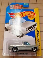 Hot Wheels Volkswagen Caddy Silver HW Off-Road