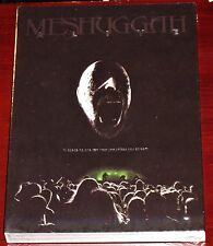 Meshuggah: ALIVE DVD +CD Juego 2010 adicional METRAJE Nuclear Blast EE.UU. NB