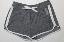 """Justice Active Girls' Size 10 Gray Dolphin Shorts - """"WICKING"""" and """"QUICK DRY"""""""