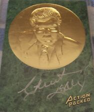 Chuck Daly certified signed auto autograph 1994 Action Packed Hall of Fame card