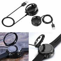 USB Charging Cradle W/ 1M CableFor Huami Amazfit PACE A1612B 2/2S Stratos Watch