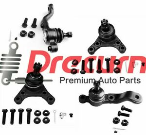 4PC Front Suspension Ball Joint SET For 1995-2004 Toyota Tacoma 2WD