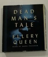 Dead Man's Tale by Ellery Jr. Queen (English) Compact Disc Unabridged