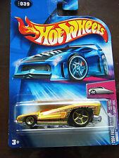 Vintage 2003 Hotwheels - Hardnosed Monte Carlo - NIP