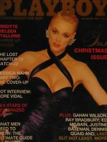 Playboy December 1987 Gala Christmas Issue | Brigitte Nielsen India Allen #7427