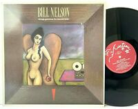 Bill Nelson - Savage Gestures For Charms Sake + Poster - LP Vinyl Record Album