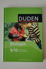 Duden Biologie - Gymnasium Brandenburg: 9./10. Schuljahr | Zustand: Sehr gut