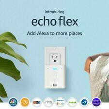Amazon Echo Flex for Alexa Smart Home Plug-in mini smart speaker Bluetooth/WiFi