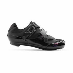 New without box Giro Solara II Women's Road Cycling Shoes Black 42 / 10