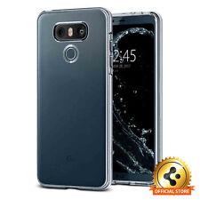 Spigen® For LG G6 [Liquid Crystal] Ultra Slim Clear TPU Lightweight Case Cover