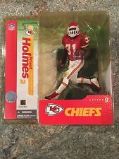 Mcfarlane Series 9 Priest Holmes Figure VARIANT different sox CHIEFS