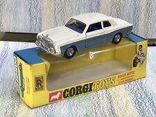 Corgi Toys #273 Rolls Royce Silver Shadow Golden Jacks Series NMinNMBox
