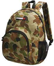 Caribee Australiano Mimetico Camouflage Zaino Zaino Scuola Studente Borsa giorno Pack