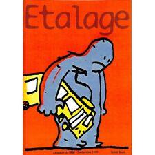 Etalage - L'équipe du Spon pour la librairie Schlirf Book.