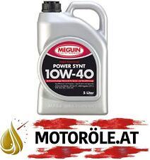 5l Meguin megol Motoröl Power Synt SAE 10W-40 5 Liter