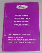 2.4l MOTORE DIESEL impianto meccanico-Officina Manuale FORD TRANSIT 00-06