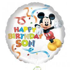 Mickey Mouse joyeux anniversaire ballon foil fils