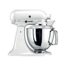 KitchenAid 4,8 L Artisan Küchenmaschine 5KSM175PSEWH Wei�Ÿ