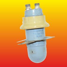 4000 pF 12 kV SIEMENS WATER-COOLED CERAMIC POWER RF-CAPACITOR (EXTERNAL COOLING)