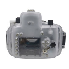 Mcoplus40m/130ft Underwater Waterproof Camera Housing DivingCase for Nikon D7100