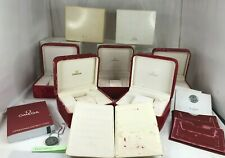 Genuine Omega Watch Box Case 5 pieces Set r21008007